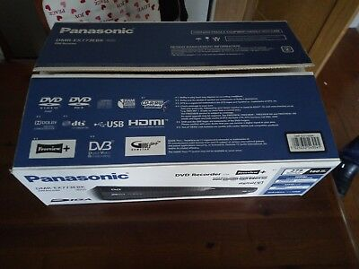 Panasonic DMR-EX773 DVD and HDD Recorder - Freeview - HDMI - HD #2