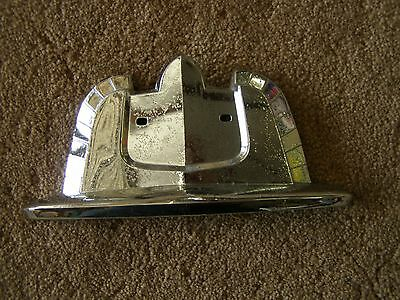 OEM Ford 1950 Lincoln Front Hood Ornament Emblem Base NOS