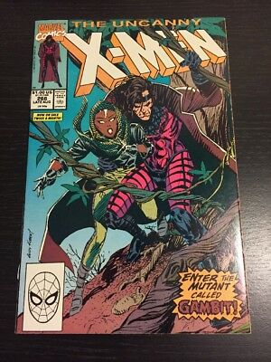 X-MEN #266 (1ST GAMBIT APPEARANCE) HIGH GRADE! White Pgs! .99! NR! MOVIE COMING!