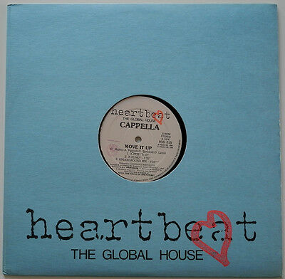 "12"" It**cappella - Move It Up / 49Ers - Rockin' My Body (Heartbeat '94)***22493"