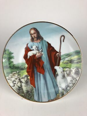 Alton S. Tobey Limited Edition The Lord Is My Shepard Plate