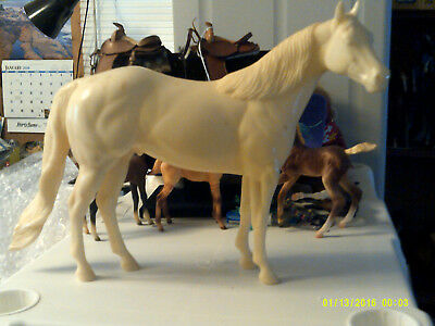 Peter Stone Western Horse-Blank Mold-Flowing Tail Mold