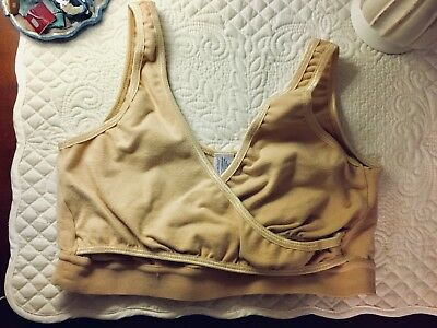 Lot of S Rumina's Relaxed Pump & Nurse Bra Hands Free Nude and Lanisoh one size