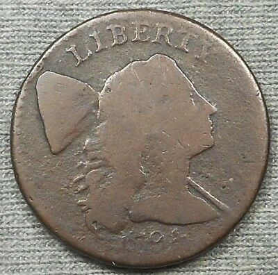 1794 Liberty Cap Large Cent - Head of '94
