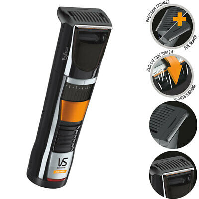 VS Sassoon VSM7840A The Beard Trim Cordless/Rechargeable Facial Hair Trimmer