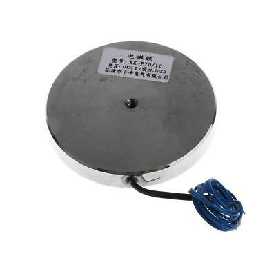 DC 12V Ultrathin Sucker Electromagnet Lift Holding Electric Lifting Magnet