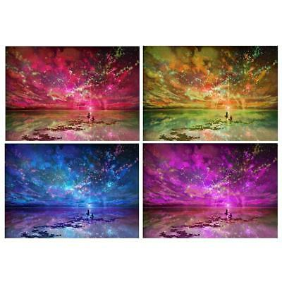 5D Diamond Painting Full Diamant Kreuzstich Stickerei Malerei Bild Sternenhimmel