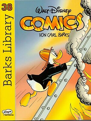 Barks Library - Comics - Donald Duck - Band 38 - Ehapa - Softcover