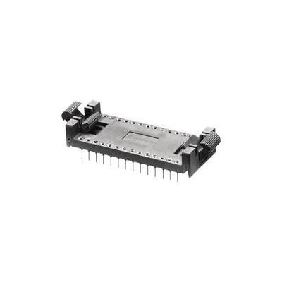28-C182-10 Aries Socket IC, Dil, Lock/Eject , Integrated Circuit