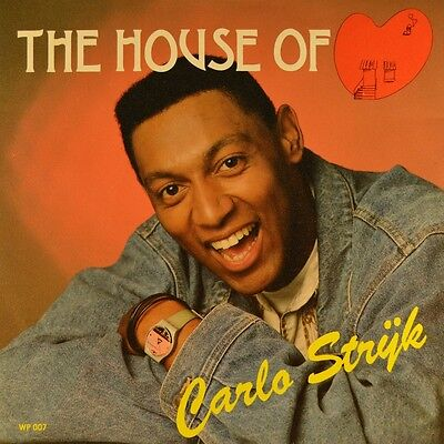 "7"" CARLO STRIJK The House Of Love WOODSTOCK 45rpm dutch-press orig.1989 like NEW"