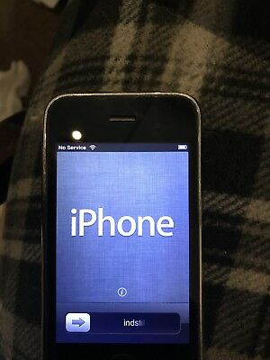 Apple iPhone 3GS - 16GB - Black (AT&T) A1303 (GSM) (MC135LL/A)
