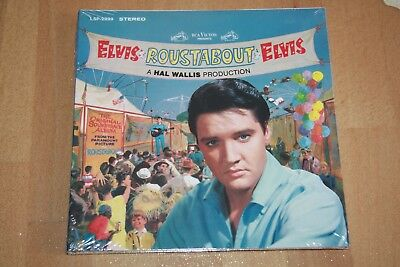 Elvis Presley FTD CD Roustabout 1975 Follow That Dream NEU NEW SEALED