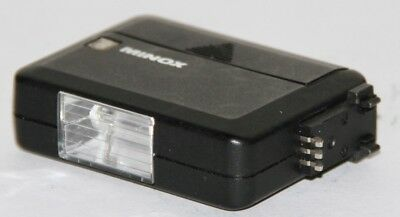 Minox EC Electronic Flash For Miniature Camera Made In Germany 1980's WORKING
