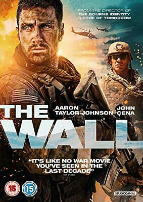 The Wall [DVD] [2017] - DVD  QYVG The Cheap Fast Free Post