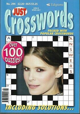 3 Bumper Cross Words Magazines Most With 100+ Puzzles At A Bargain Price Set 11
