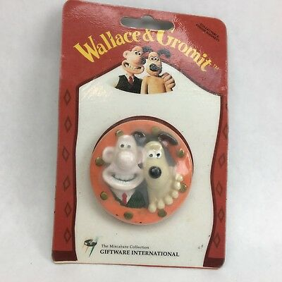 Wallace & Gromit Collectable Refrigerator Magnet