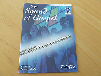 The Sound of Gospel für Flöte oder Oboe inklusive Play Along und Demo CD