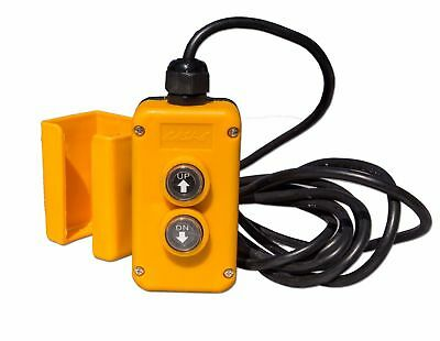 3 Wire Remote Control for Single Acting Hydraulic Pump Hydraulische Pumpe