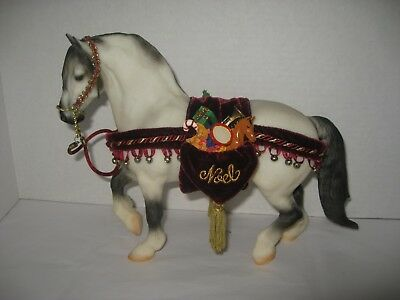 1999 Traditional Breyer Holiday Horse Jack Frost the Chirstmas Horse #700499
