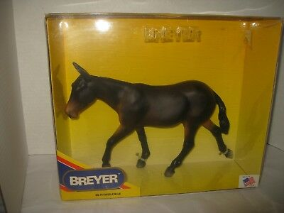 NRFB Traditional Breyer #747 Saddle Mule