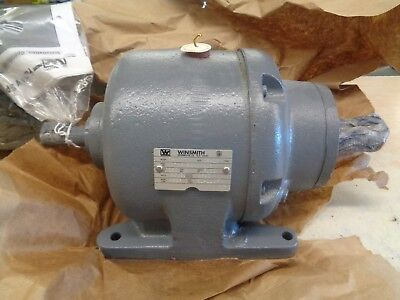 Windsmith 7H planetary Gear Reducer NEW IN BOX 26.3:1 ratio