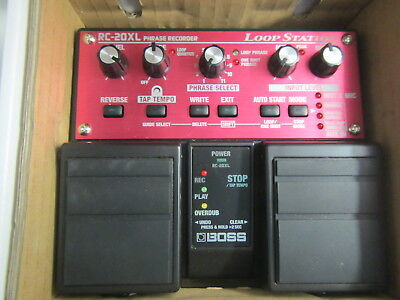 Boss Loop Station RC-20XL in OVP