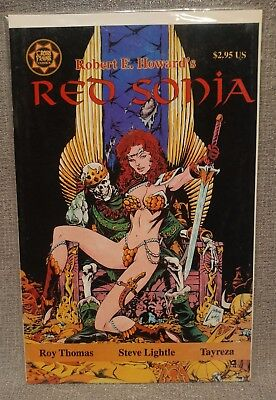Robert Howard's Red Sonja