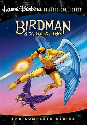 Birdman And The Galaxy Trio: The Complete Series New Dvd