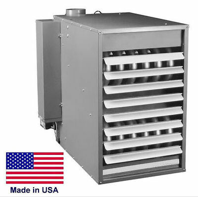 UNIT HEATER - Commercial/Industrial - Fan Forced - Propane Fired - 350,000 BTU