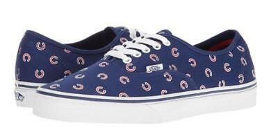 56b33c2679 Vans Chicago Cubs MLB Authentic Sneaker Limited Edition Shoes Baseball  A2Z5IKU6