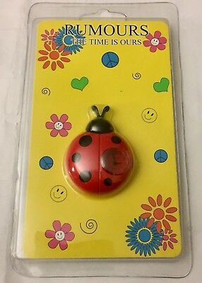Brand New Vintage RUMORS Ladybug Watch With Warranty Free Shipping