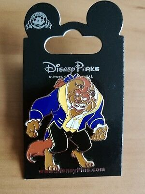 Disney Trading pins beauty and the beast The Beast