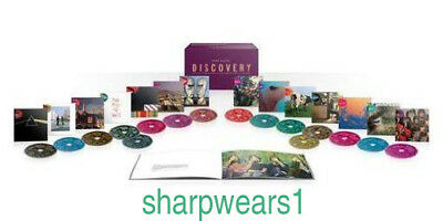"""CD Pink Floyd """"Discovery"""" 14 Studio Albums (16 Discs) CD Box Set Collection HOT"""