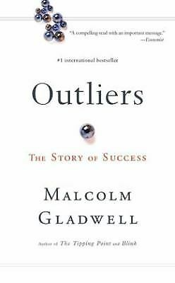 Outliers : The Story of Success  (ExLib, NoDust) by Malcolm Gladwell