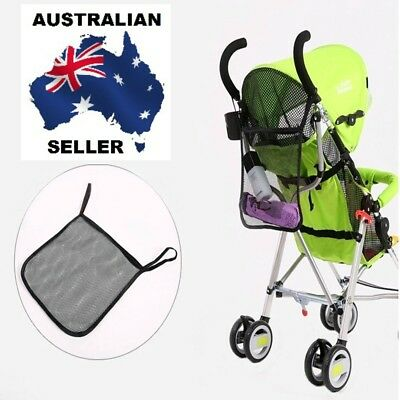 Stroller Pram Organiser Storage Bag Hanging Holder Brand New