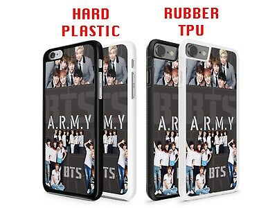 BTS Bangtan Boys Army KPOP Band Phone Case Cover for all iPhone Models