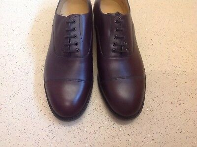 British army officer shoes - Brown - 10L