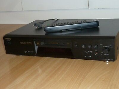 Sony MDS-JE480 Minidisc Recorder, Minidisk Player, guter Zustand