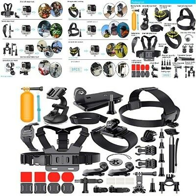 Accessories for GoPro HERO Outdoor Sports Combo Kit 40pcs GoPro HERO 4/3+/3/2/1