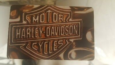 Harley Davidson Gift Card $ 250 Good at any Harley Store