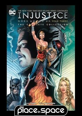 Injustice Gods Among Us Year Three Comp Coll - Softcover