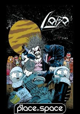Lobo By Keith Giffen & Alan Grant 01 - Softcover