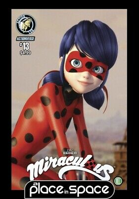 Miraculous Tales Of Ladybug And Cat Noir Lucky Charm