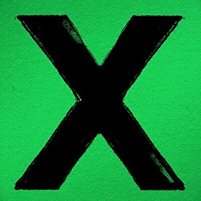 Ed Sheeran - X - Ed Sheeran CD 6ELN The Cheap Fast Free Post The Cheap Fast Free