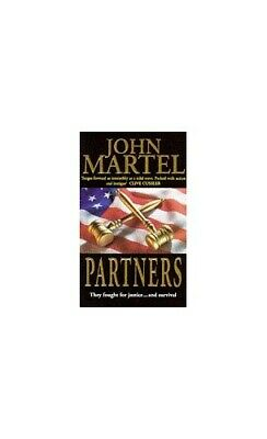 Partners by Martel, John Paperback Book The Cheap Fast Free Post