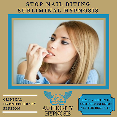 Stop Nail Biting – Subliminal Hypnosis Collection - Beautiful Nails Await You!