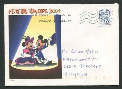 FRANCE COVER 2004 MINNIE MICKY MAUS MICKEY MOUSE WALT DISNEY h1659