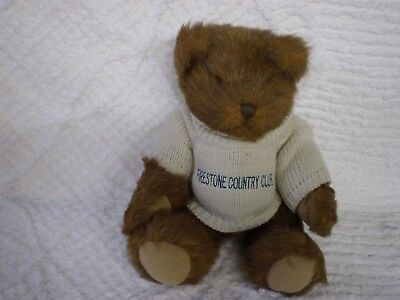 Firestone Country Club Bear With Sweater