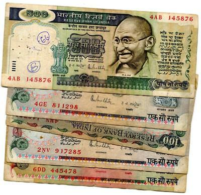 India Notes Of 900 Rupees Circulated U.s. Buyers Only