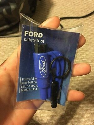 New!! Ford Motor Car Truck Company Safety Tool Lifesaver